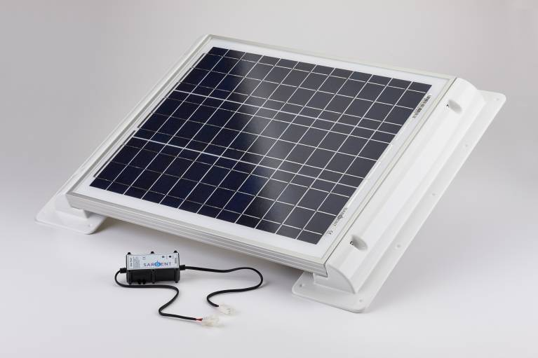 Sargent 40watt Solar Panel Kit Solar40kit 2019 Full Range