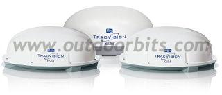 Tracvision Range of Satellite Systems