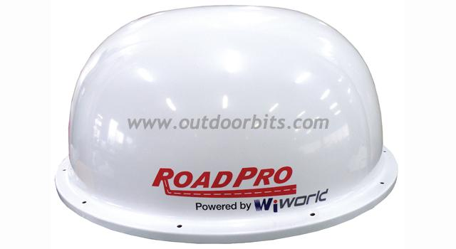 RoadPro Sat-Dome or Camos Replacement Cover LARGE
