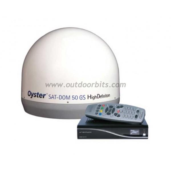 Oyster SAT-DOM 50 GS Digital Satellite Dome
