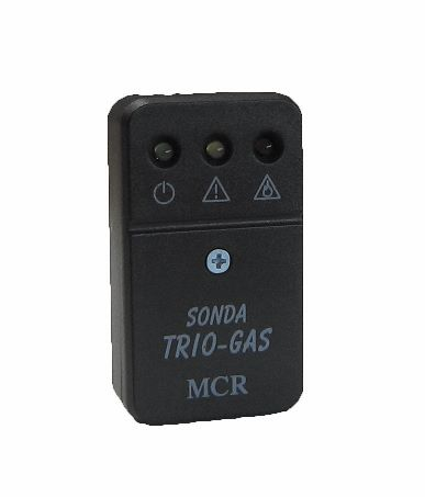 Trio Gas Pro Alarm Additional Sensor