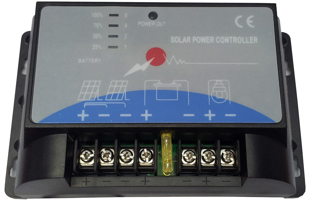20A PWM Solar Regulator