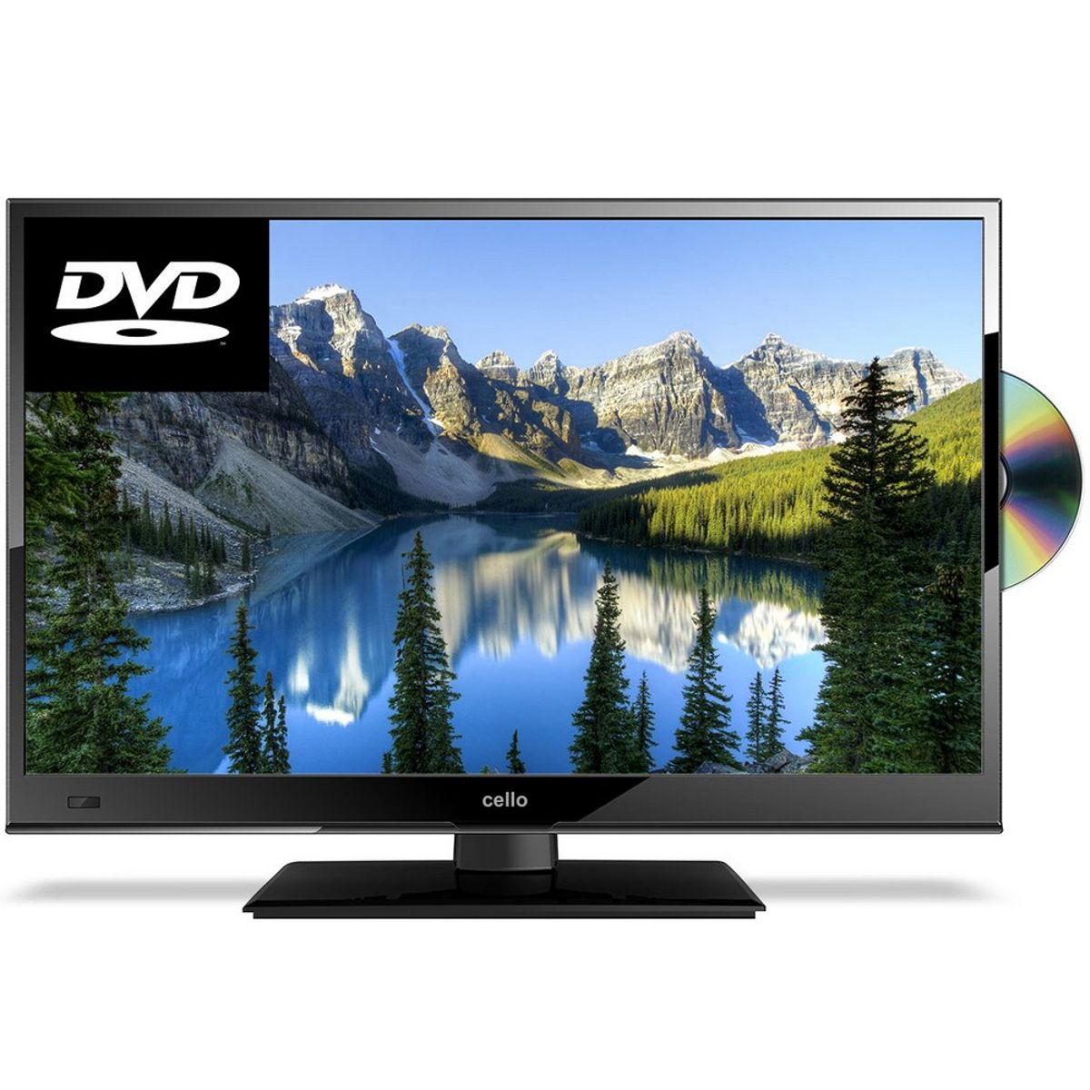 "Cello 22"" Led Freeview TV / DVD"