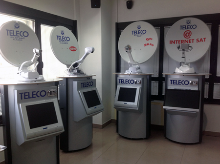Teleco Satellite Systems
