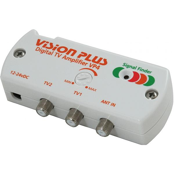 Vision Plus TV Amplifier VP4 With Finder