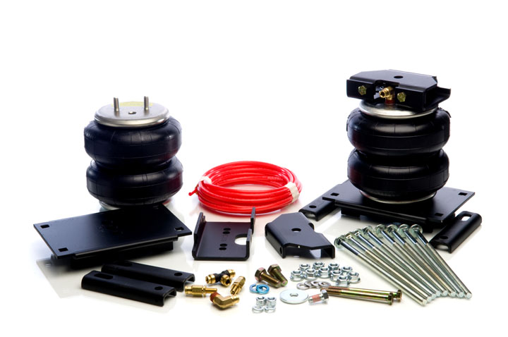 Drive Rite Semi Air Kit Ford Transit Single Rear Wheel