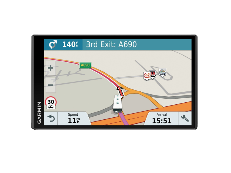 Avtex Tourer One Caravan and Motorhome Sat Nav