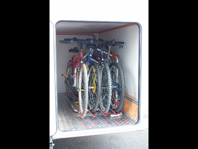 Fiamma Carry Bike Garage Plus