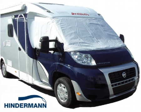 Hindermann Thermomat Privacy Thermal Sceens Fiat Ducato 2007 on