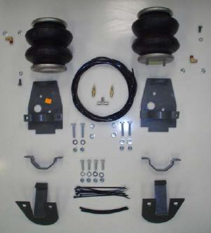 Drive Rite Air Suspension Kit Iveco Daily 35c 2006 onwards