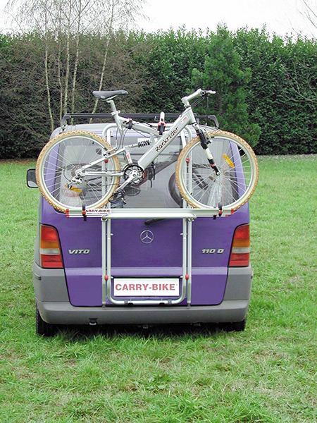 Fiamma Carry-Bike Cycle Rack for Mercedes Vito Mazda Bongo