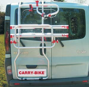Fiamma Carry Bike Cycle Rack Renault Trafic D 02093 74