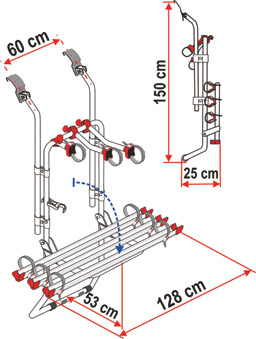 Ford transit cycle rack schematic