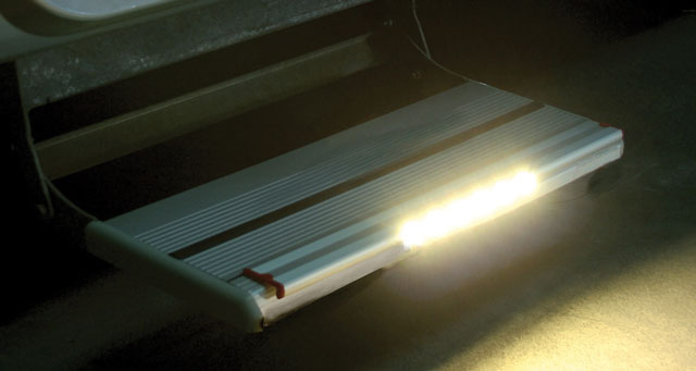 Fiamma LED Step