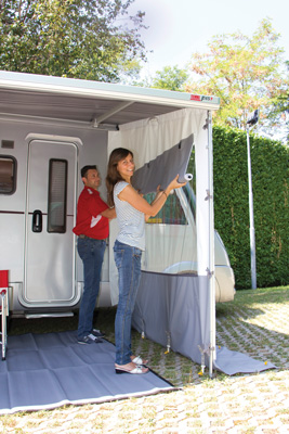 Fiamma Side W Pro F45 Shade Left
