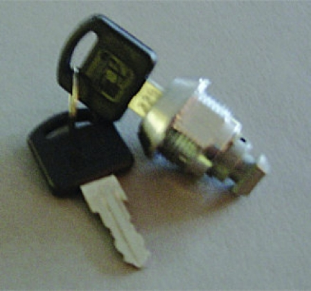 Fiamma Security Handle Lock & Key