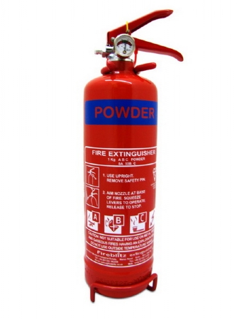 ABC 1KG Dry Powder Fire Extinguisher