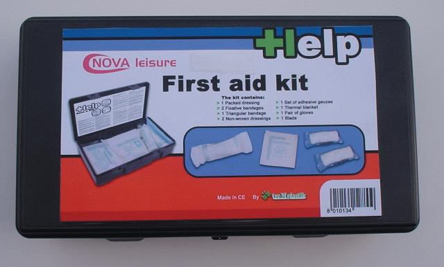 Motorhome First Aid Kit