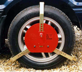 Large size Defender Wheelclamp