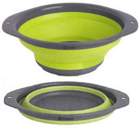 Outwell Collaps Folding Bowl Large Green