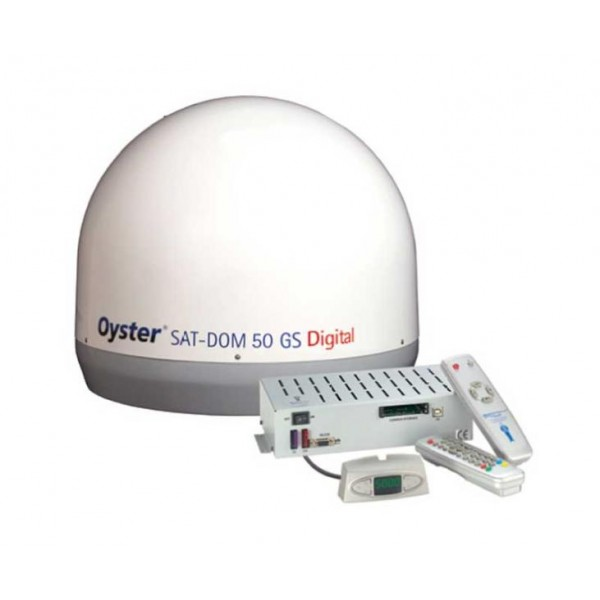 Oyster SAT-DOM 50 ST Vision Satellite Dome
