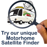 Check out our motorhome satellite system comparisons