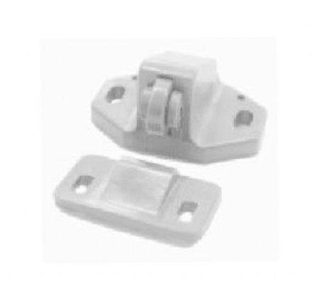 Plastic Roller Catch White Roller Catch Buy Securely