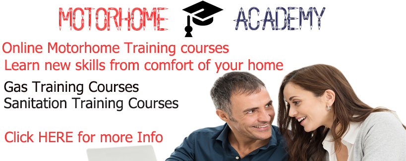 Online Motorhome Training Courses