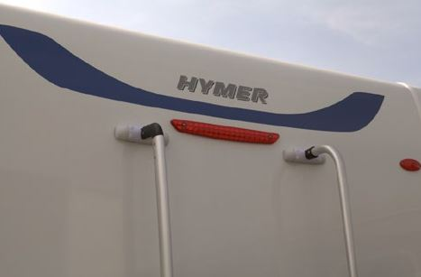 Thule Bike Rack Adaptor Hymer Top Brackets