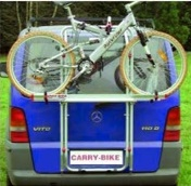 Fiamma Carry-Bike Cycle Rack for Mercedes Vito / Mazda Bongo