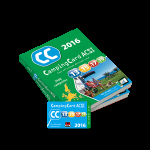 ACSI Camping Card 2016 Guide Book