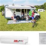 Fiamma F45S 350 Awning Titanium Royal Grey