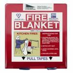 Fire Blanket Red 1m²