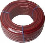 Food Quality 1/2' Hose - Red - per meter