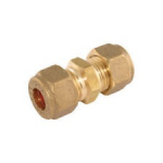Straight Union Compression Fitting (8mm)