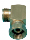 Gaslow W20 Regulator Adaptor 01-1677 RT Angle