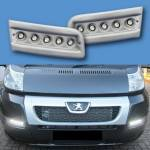 LED Pod Lighting Kit - Daytime Running Lights *Silver * X250
