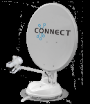 Maxview Sky Q Connect Automatic Satellite System - 85cm