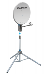 Maxview Precision 55cm Twin LNB Satellite System