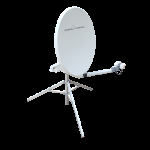 Travel Vision R7 80cm Automatic Portable Satellite System