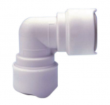 Whale Quick Connect 15mm Elbow Connector 2 Pack