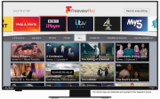Avtex 19.5' Connected Full HD TV Freeview Play With Satellite Decoder