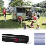 Fiamma F45S 260 VW T5 Black California / Blue