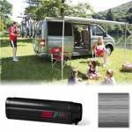 Fiamma F45S 260 VW T5 Black California / Grey