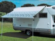 Fiamma F65S 340 Awning Polar White Royal Grey