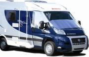 Hindermann External Fold down Thermal Screens Ducato/Boxer 2007 onwards