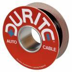 Durite Flat Twin Core Cable 25A Per Metre