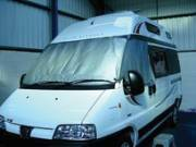 Thermal Exterior Motorhome Blinds Ducato 2007+