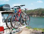4X4 Cycle Racks