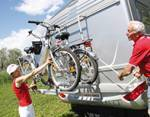 Motorhome Cycle Racks